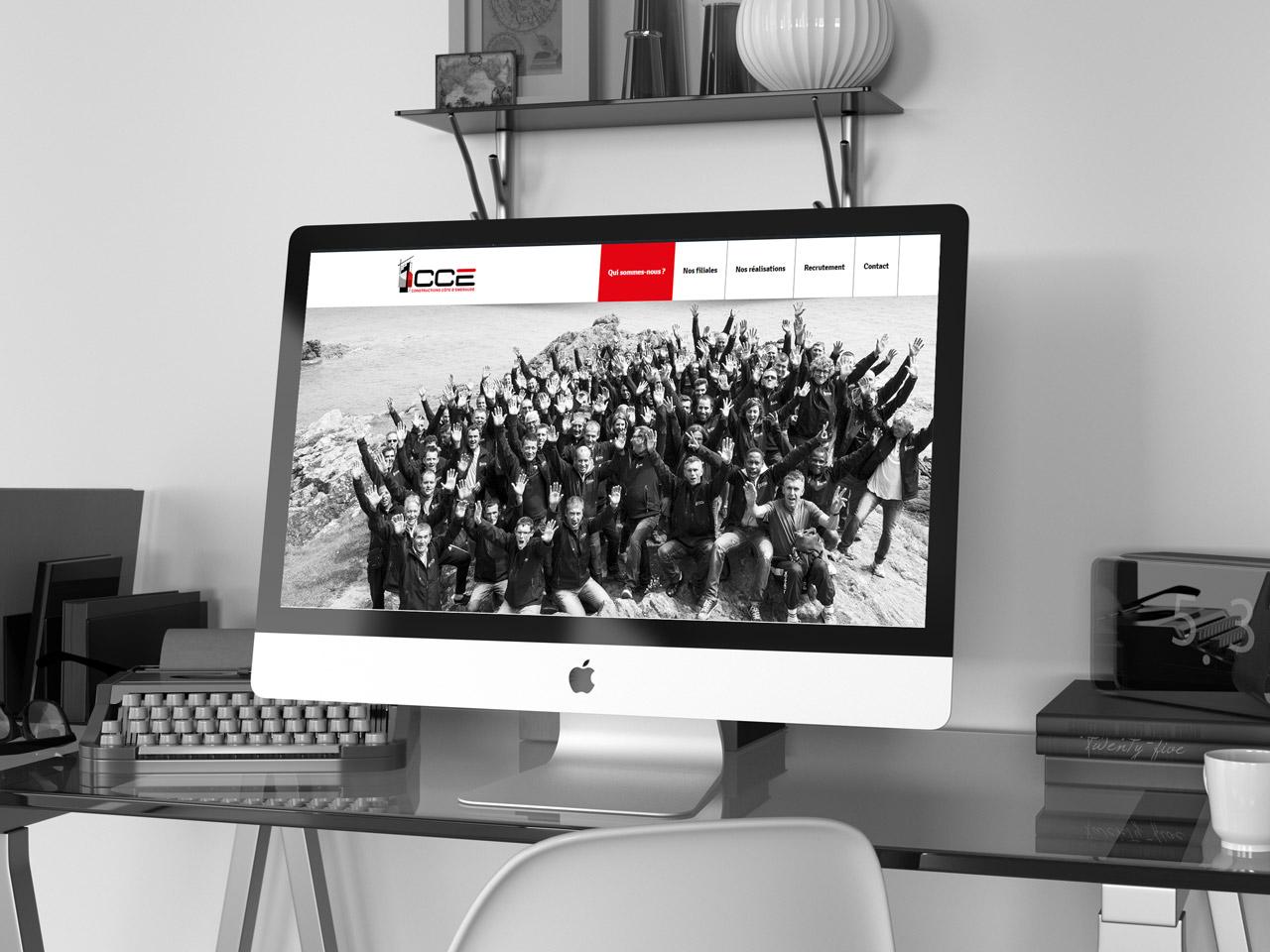 nouveau site internet cce